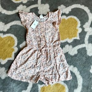 Girls 2T romper